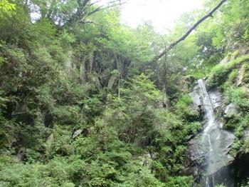 つるべ落としの滝ー14.JPG