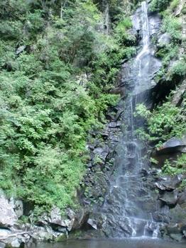 つるべ落としの滝ー11.JPG